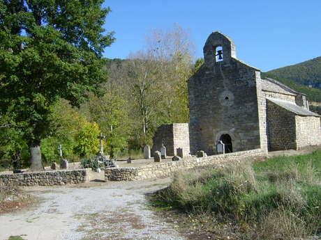 Art roman et médiéval en vallée du Tarn