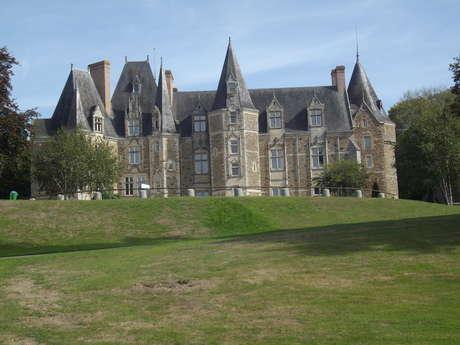 Salle du Château de Lancheneil