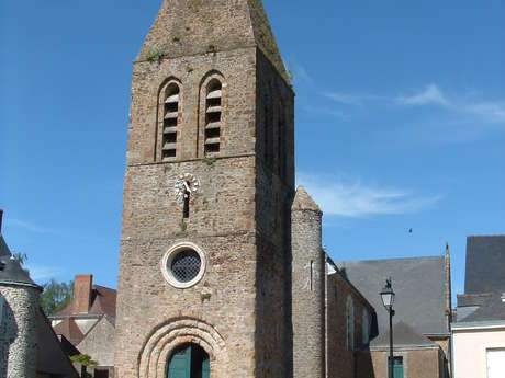 Eglise Saint-Pierre de Parné-sur-Roc