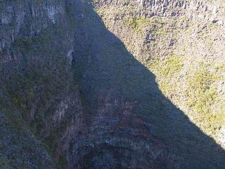 Piton de la Fournaise (Pas de Bellecombe-Krater Dolomieu)