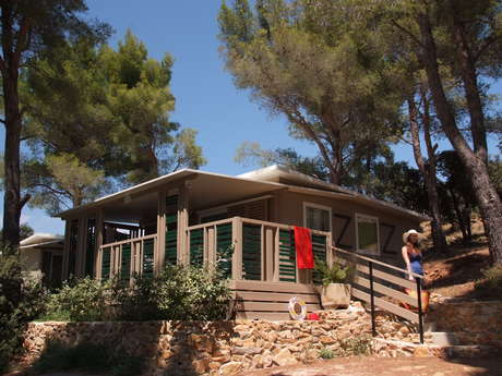 Camping Clos Sainte Thérèse