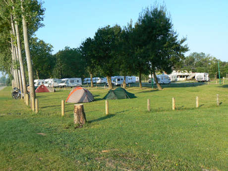 Camping de Bouchemaine
