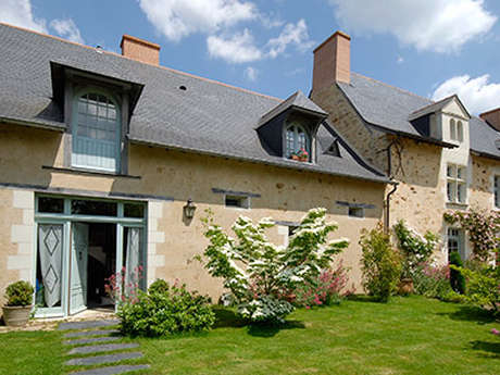 Bed and Breakfast le Manoir du Bois de Grez