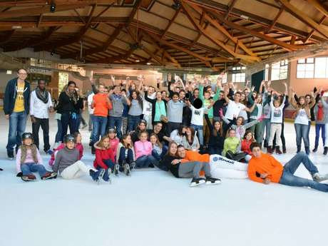 Patinoire d'Angers