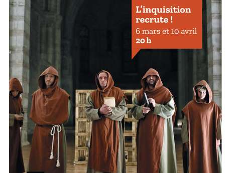 Murder party: l'Inquisition recrute