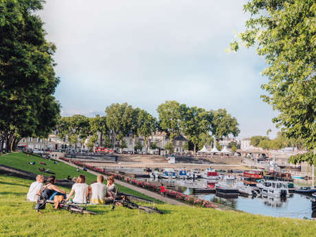 Week-end Angers, entre ville et nature