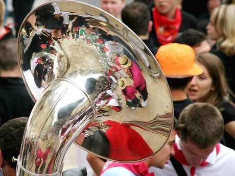 ANNULÉ : FESTIVAL EUROPEEN DE BANDAS Y PENAS