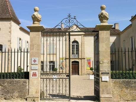 ABBAYE DE FLARAN - EXPOSITION L'ECOLE ANGLAISE  DANS LA COLLECTION SIMONOW