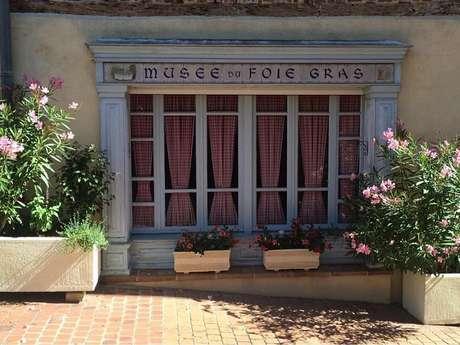 MUSÉE DU FOIE GRAS ET TRADITIONS POPULAIRES/ FERMÉ/