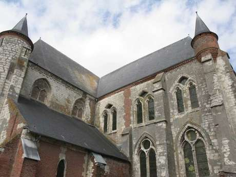 Église fortifiée Saint Martin