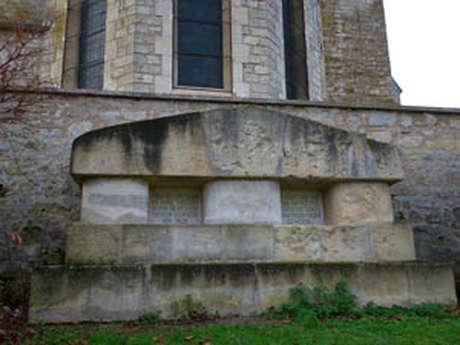 Monument allemand de Filain