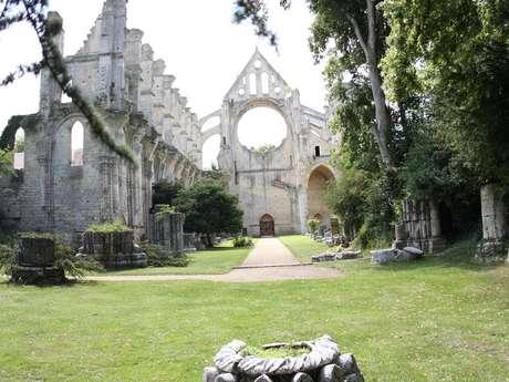 L'abbaye de Longpont
