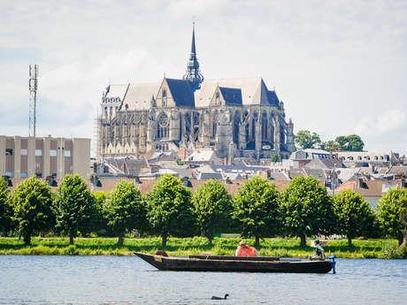 L'Aisne à vélo : le Vermandois