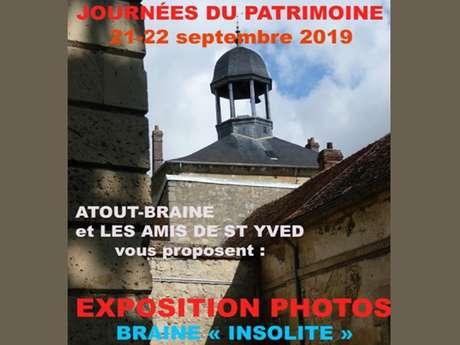 "Exposition photos ""Braine insolite"""