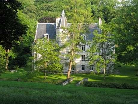 Château des Fossés à Haramont