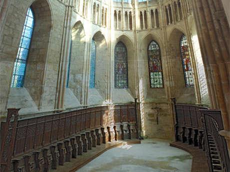 Abbatiale Saint-Ferréol d'Essômes-sur-Marne