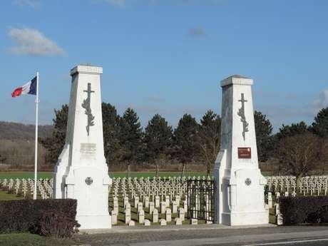 Nécropole Militaire du Bois Robert à Ambleny