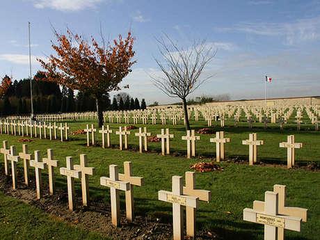 Cimetière militaire de Villers-Cotterêts