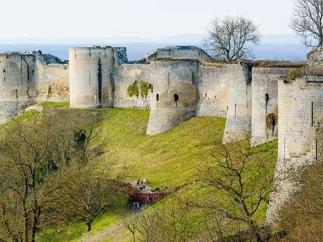 L'Aisne à vélo : de Soissons à Coucy-le-Château