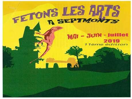 Manifestation festive (musique, animations, marché des artisans...) - Fêtons les Arts à Septmonts