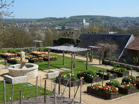 Jardin Riomet