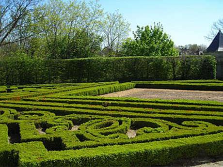 Randonnée et visite des jardins de la Muette