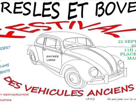 Festival des vehicules anciens
