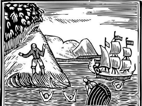 Robinson Crusoé - Festiloupiots 9.2