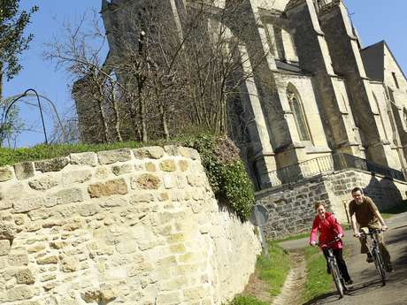 L'Aisne à vélo : les collines du Laonnois