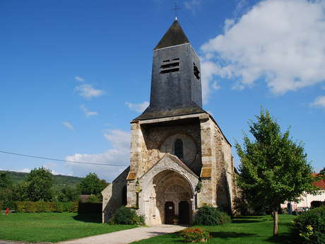 Eglise Saint-Eugène de Saint-Eugène