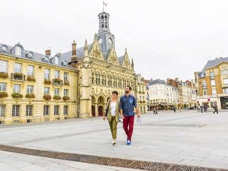Découverte de Saint-Quentin