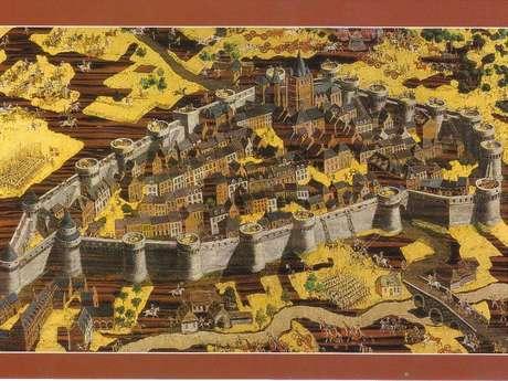 Carte postale de Vervins