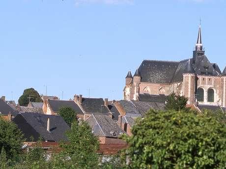 Découverte d'un bourg de Thiérache
