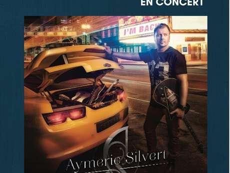Aymeric SILVERT en concert