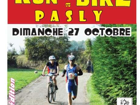 Run & bike à Pasly