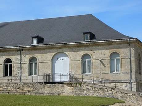 Arsenal de l'Abbaye Saint-Jean-des-Vignes