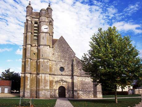 Eglise Saint Denis à Chézy-en-Orxois