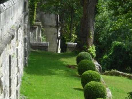 Les jardins de la Muette