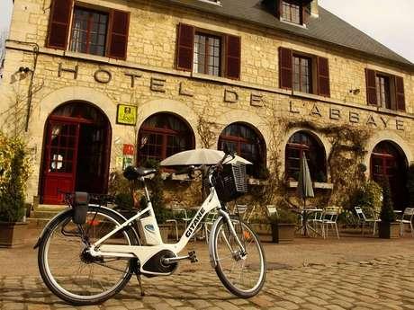 Louez un vélo au départ de Longpont