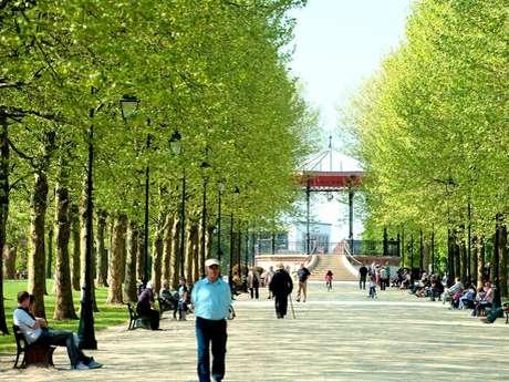 Parc des Champs Elysées