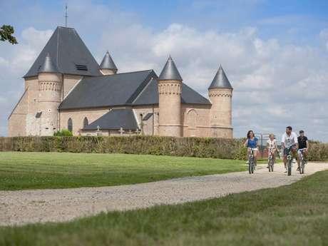Église fortifiée Saint Médard