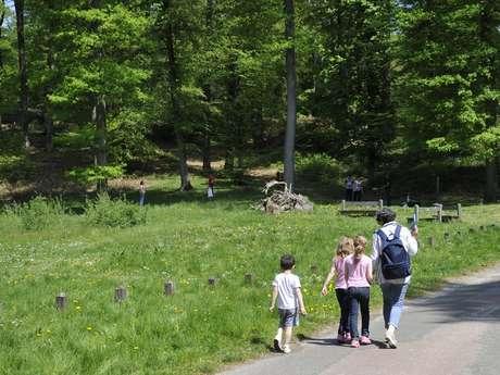 Rallye nature en famille