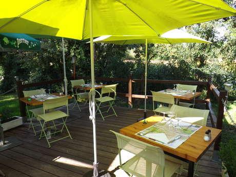 "Restaurant ""Auberge de la Venise Verte"""
