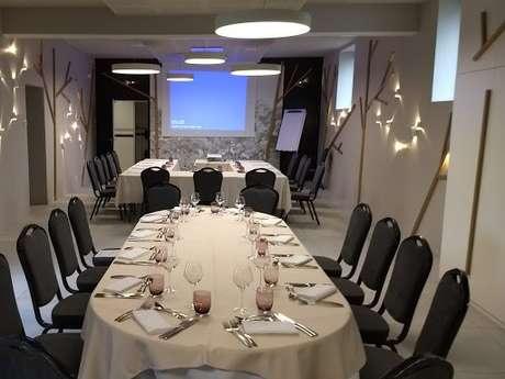 "Restaurant ""La Virgule"""
