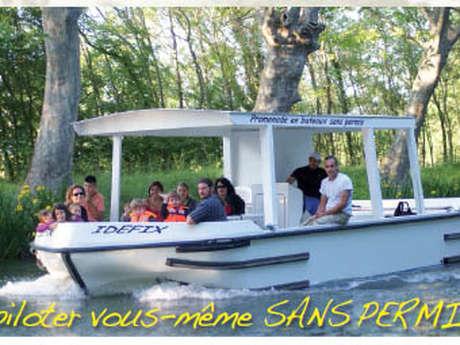 Locaboat Holidays (location de bateaux à la journée)