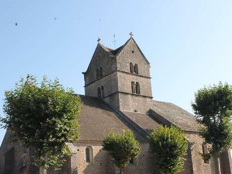 Église de Touches