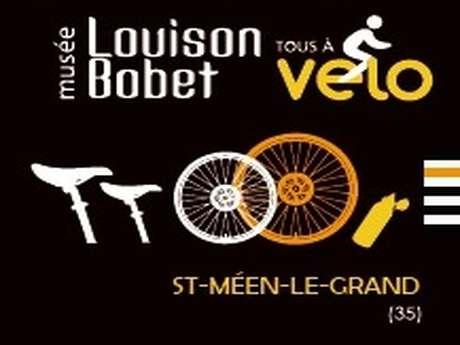 Chasse aux trésors A bicyclette avec Louison
