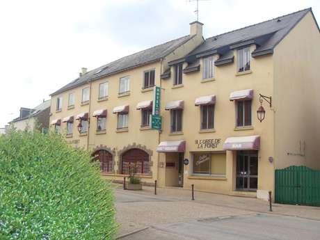 Hôtel-restaurant A l'orée de la forêt