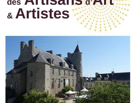 Marché des artisans d'art & artistes