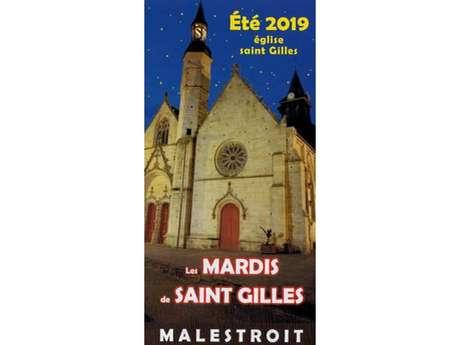 """Les mardis de Saint-Gilles : Conférence """"Bannières et Pardons en Bretagne"""""""